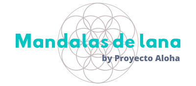 Mandalas de lana by Proyecto Aloha